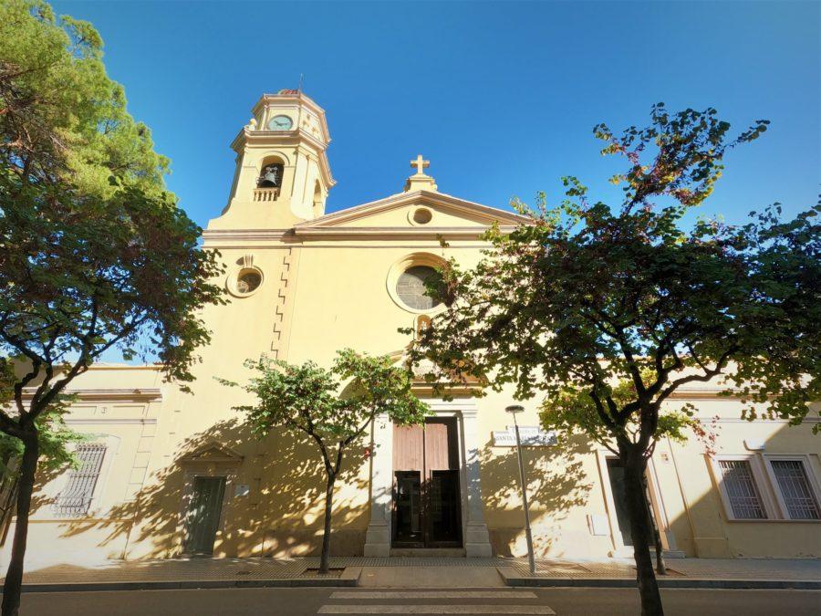 Iglesia de Santa María del Mar en Salou