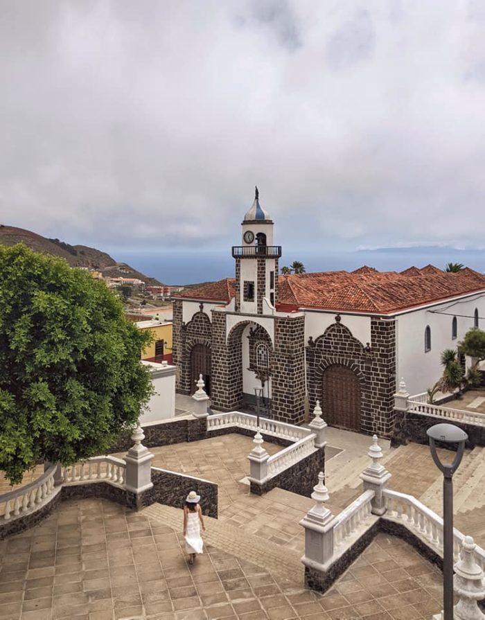 Villa de Valverde, qué ver en El Hierro