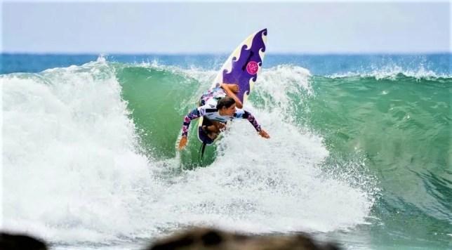 La Costa de Papito Surfer ELA Ryan Castillo
