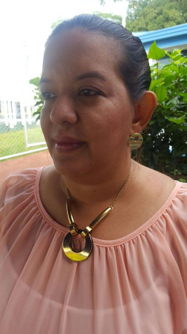 Araránzu Arana Ríos, directora del Hospital Regional Ernesto Sequeira Blanco. Foto | La Costeñísima | S. León
