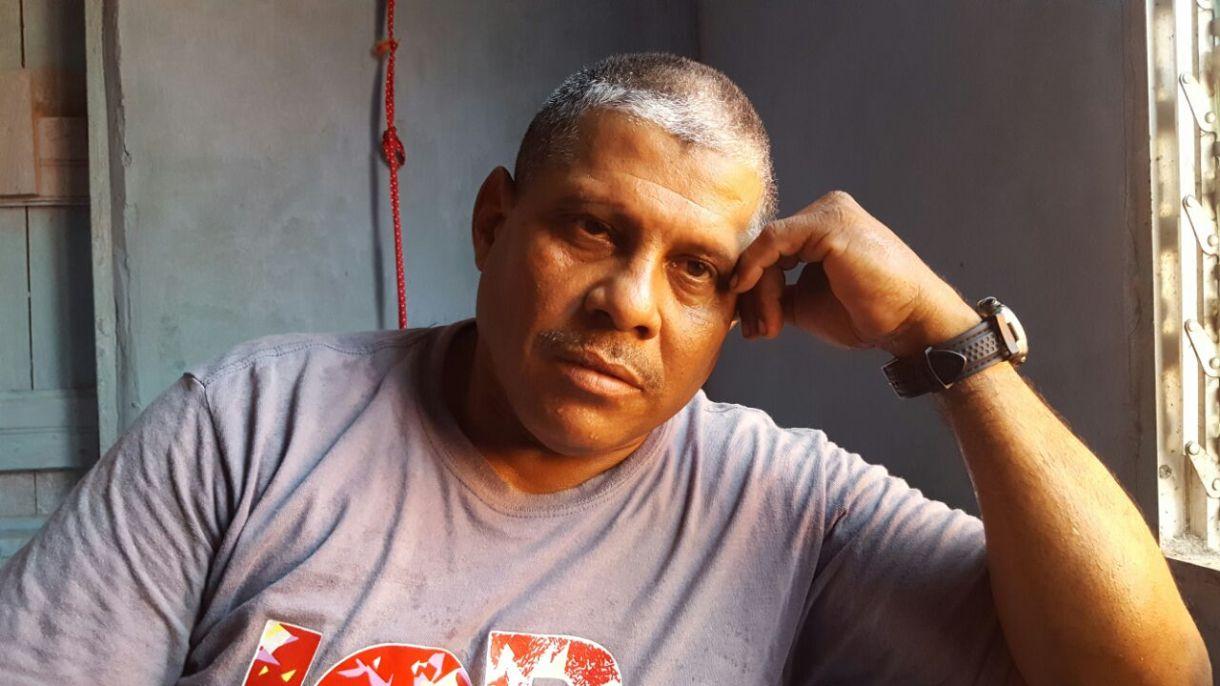 Yader Saravia, maquinista