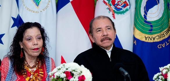 Régimen de Daniel Ortega y Rosario Murillo