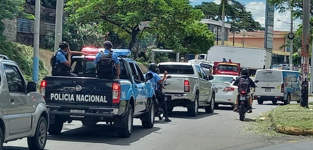 Policia sandinista