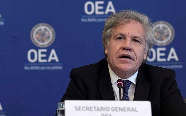 Luis Almagro, Secretario General de la OEA. Carta a la OEA.