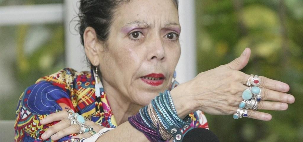Rosario Murillo continúa emitiendo mensajes de odio contra la oposición.
