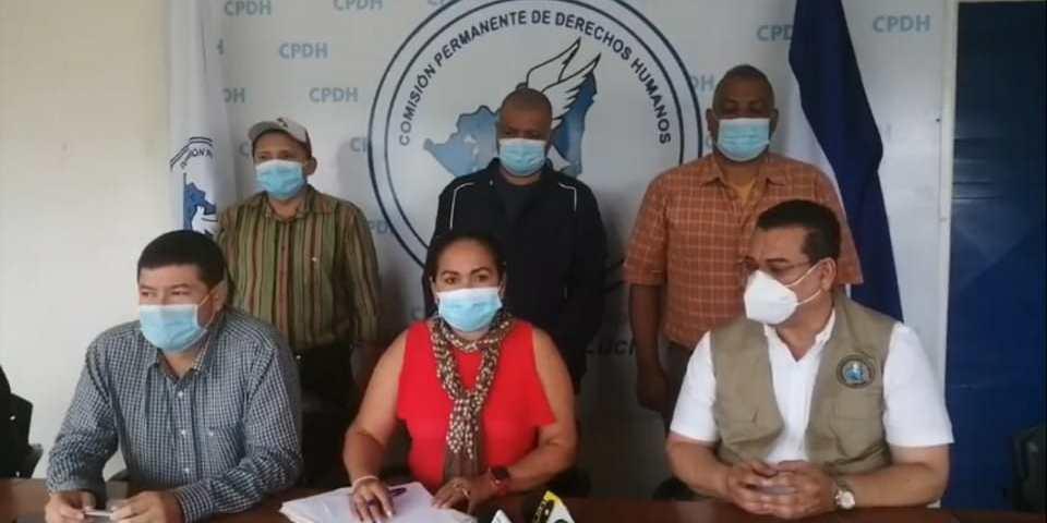 Funcionarios de la alcaldía de Wiwilí denuncian ante CPDH toma ilegal de alcaldía