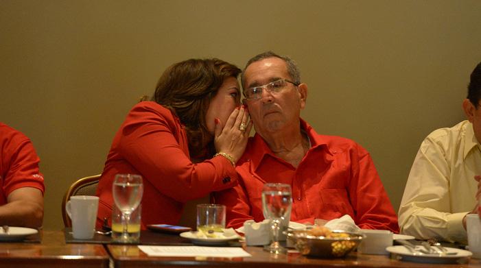 Arnoldo Alemán ex presidente de Nicaragua y su esposa María Fernanda Flores son sancionados por Estados Unidos