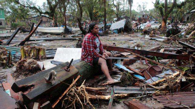 Aproximadamente 63 mil personas han sido evacuadas en 683 albergues. Cortesía