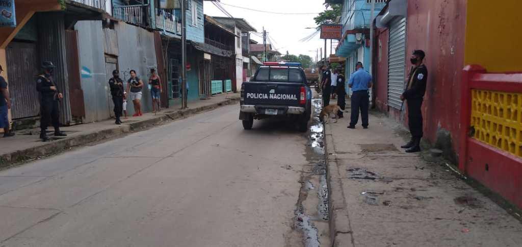 Asedio policial a periodistas