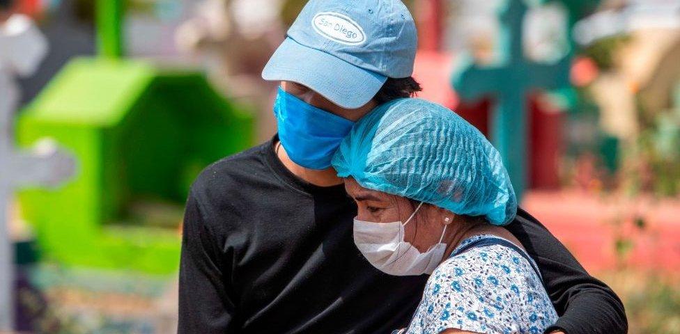 Hasta el 16 de diciembre se reportan 2, 851 muertes por Coronavirus. Cortesía
