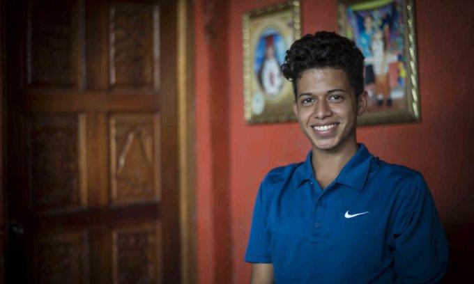 Kevin Monzón denunció que recibió maltrato mientras estuvo detenido en el Distrito V de Managua