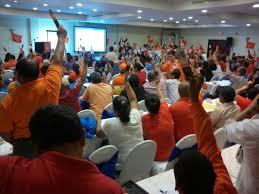 Barahona expresó que el partido tiene como prioridad ayudar a empujar la unidad para hacer frente a la dictadura de Daniel Ortega. Cortesía