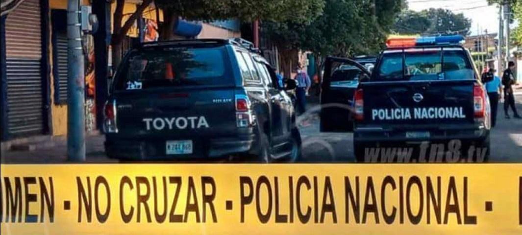 A pesar de la numerosa presencia policial, Managua se ha convertido en una ciudad cada vez más insegura. Cortesía