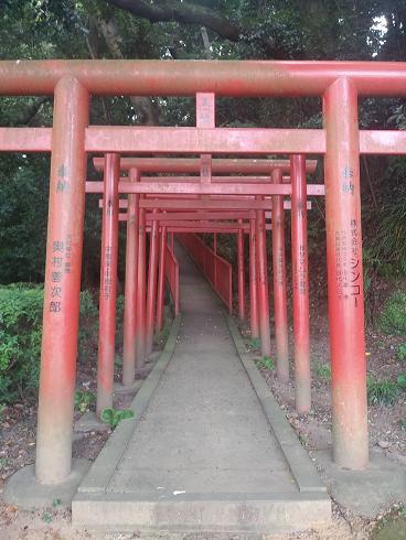 玖島稲荷神社,金運,仕事運,パワースポット,おすすめ,インスタ映え,大村神社,大村公園
