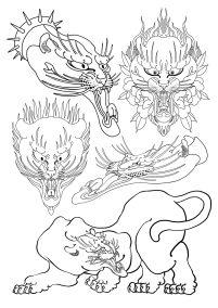 Flash Panthere fait par Wan