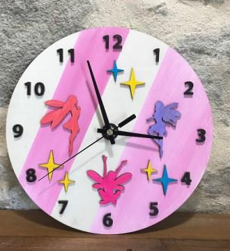 Kit créatif horloge