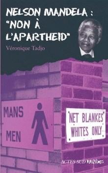 la courte échelle, livre ado, apartheid