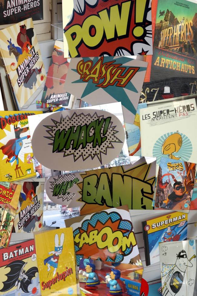 Courte échelle vitrine comics sept.jpg