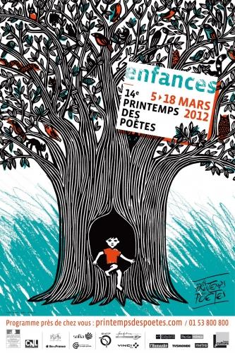 librairie la courte échelle, printemps des poètes 2012