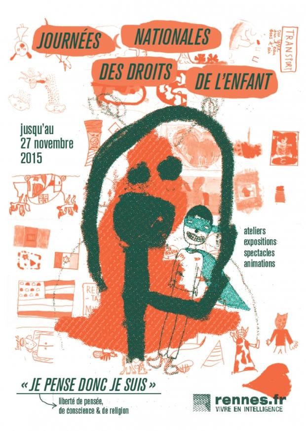 droits de l'enfant, Rennes