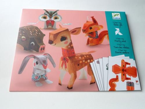 Paper Toys La courte echelle 001.JPG