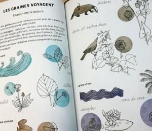 Mon premier cahier buissonnier, Apprendre avec la nature, aux éditions Openfield.