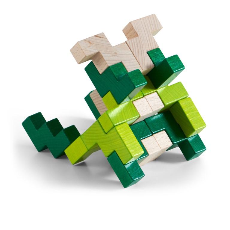 Forme 3D réalisée avec Viridis