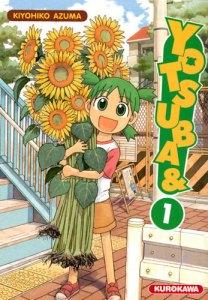Raowl, Yotsuba, Kahn et Wafwaf – Des BD et mangas lus par François, à la maison