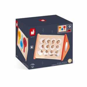 Les Miroirs, un jouet d'éveil pour s'amuser avec son reflet – Créé et fabriqué par Janod