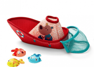 Les jouets de bain Lilliputiens sont super bien !