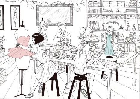 Cours Couture Enfants