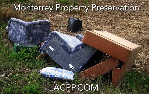 Monterey Park Property Preservation  Los Angeles County