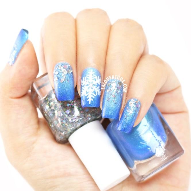 05 51 Christmas Nail Design Ideas My Nails For 2016 Acrylic Designs E054