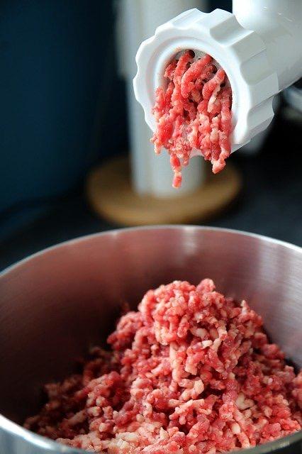 Platou keto cu carne tocată