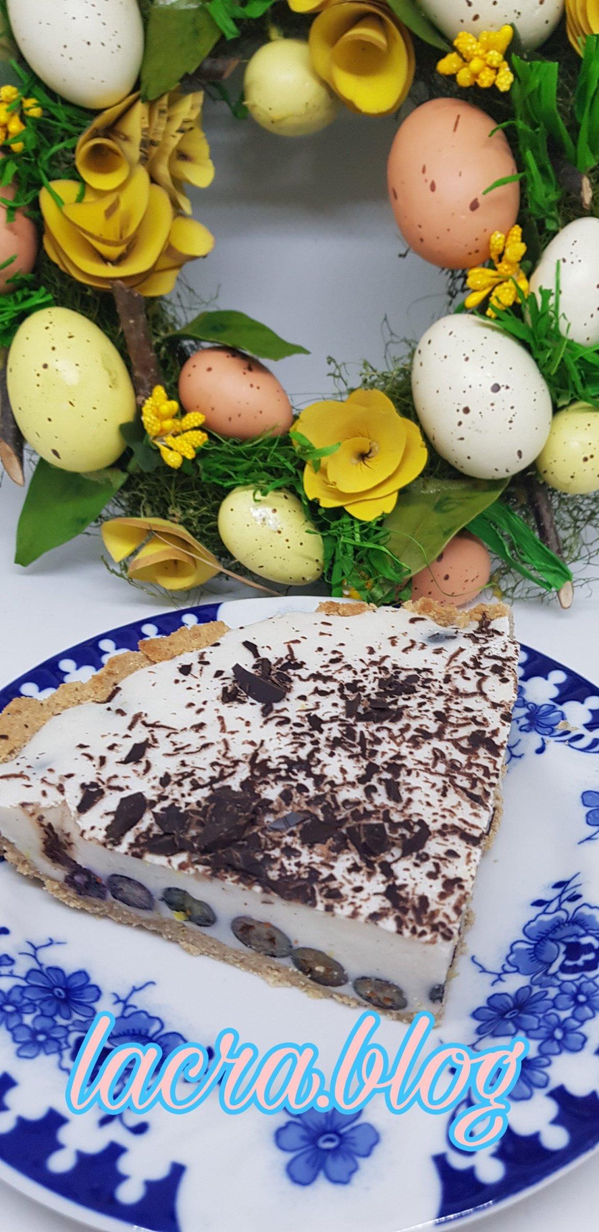 Pască (prăjitură) LCHF cu cremă de cocos
