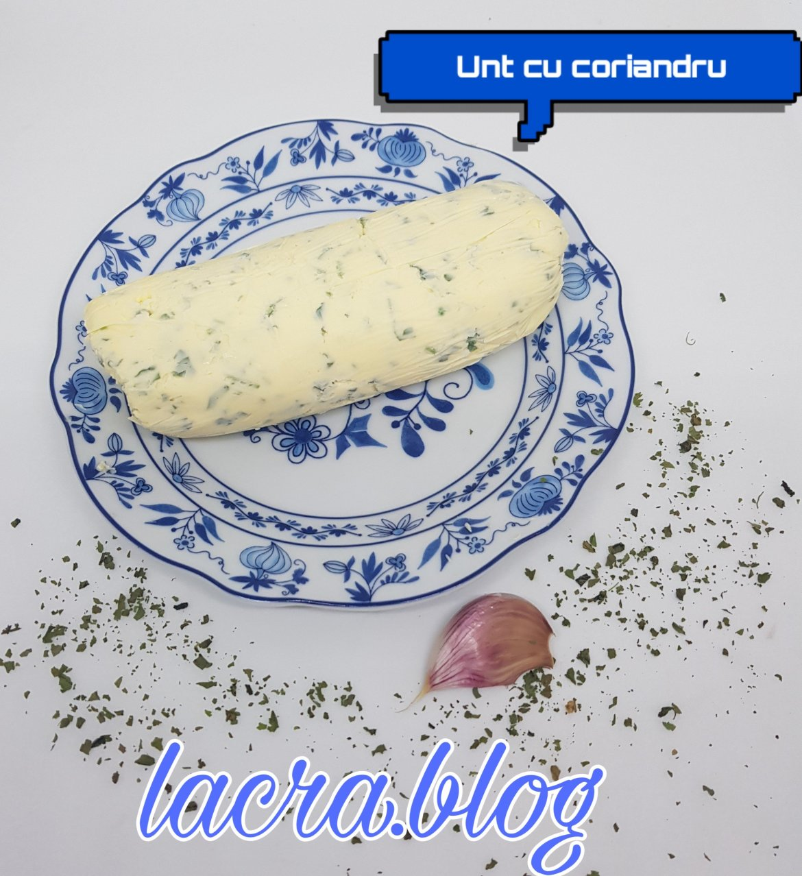 Unt cu coriandru