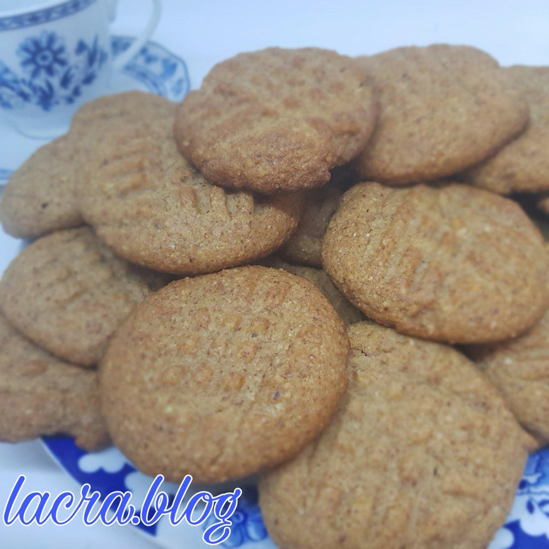 Prăjiturele cu unt de migdale