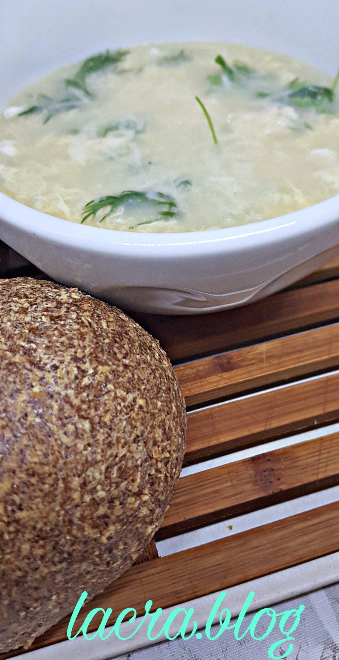 Supă de usturoi ( LCHF )