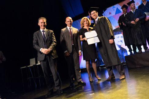 Remise de diplômes EDHEC executive
