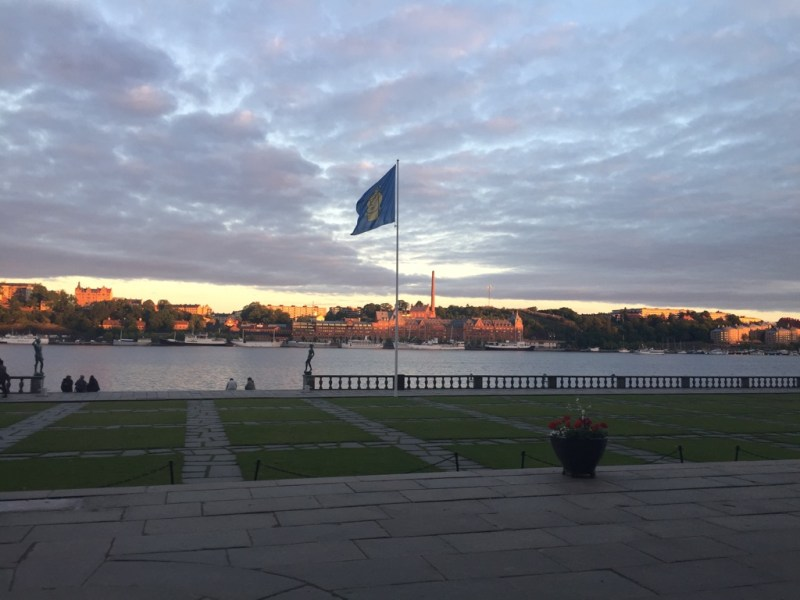 IAMD international conference in Stockholm