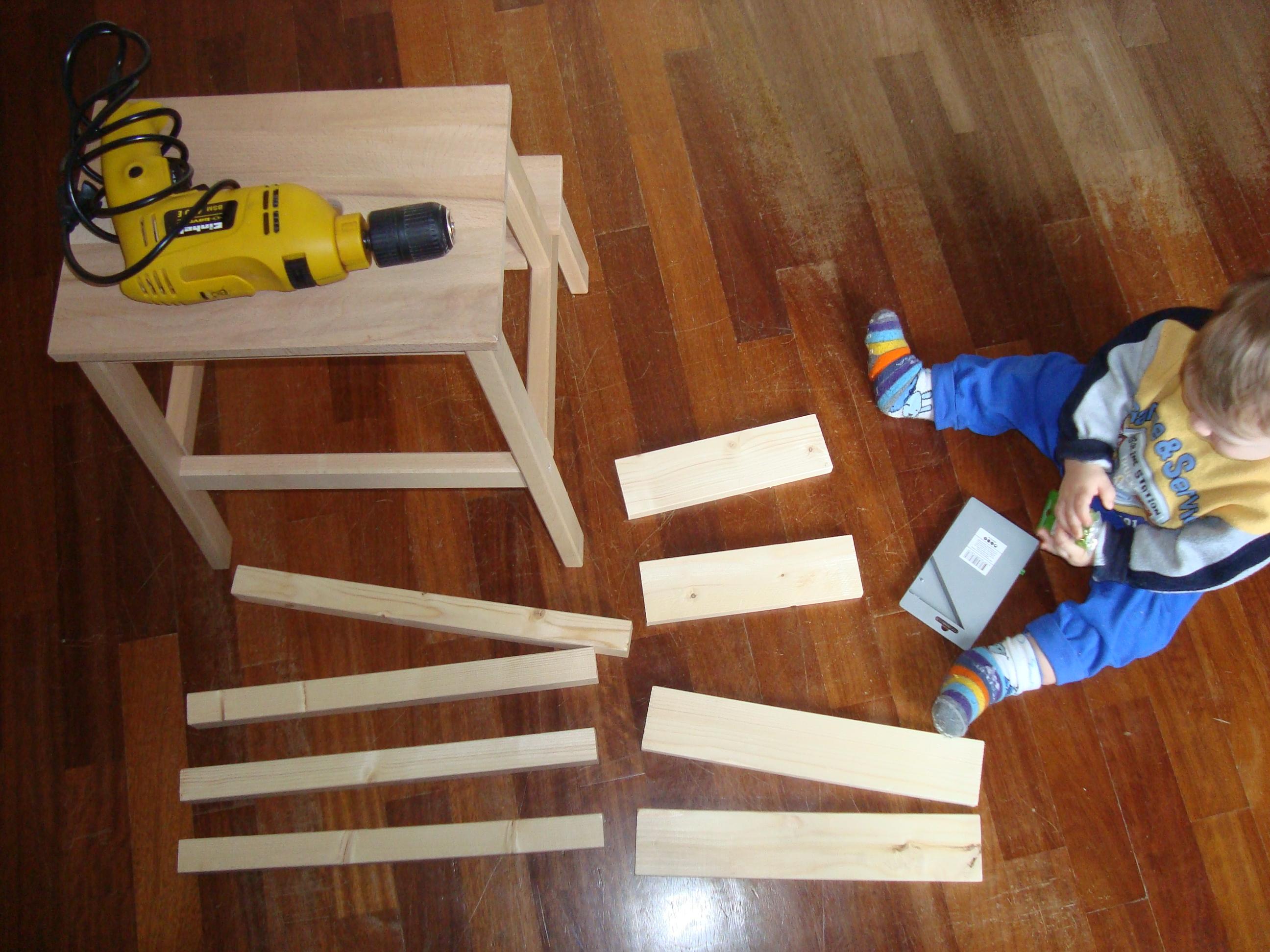 Costruire una learning tower  La crescita felice