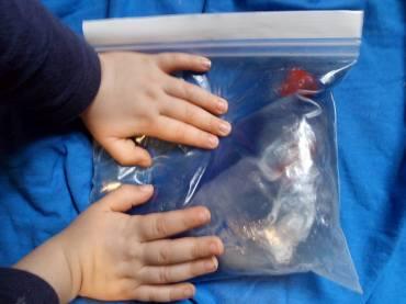 sensory bag sea 3