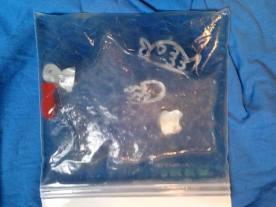 sensory bag sea