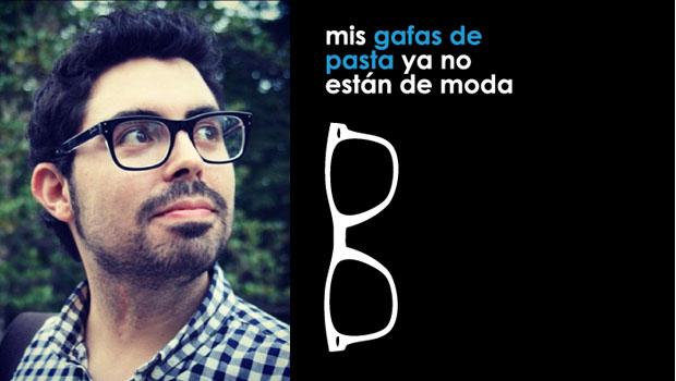 579bef9292 blogsquemolan: Mis gafas de pasta ya no están de moda - La Criatura ...