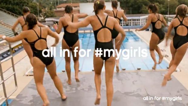 China Injusticia Oblongo  All in for #mygirls, la campaña de Adidas creada solo para chicas - La  Criatura Creativa