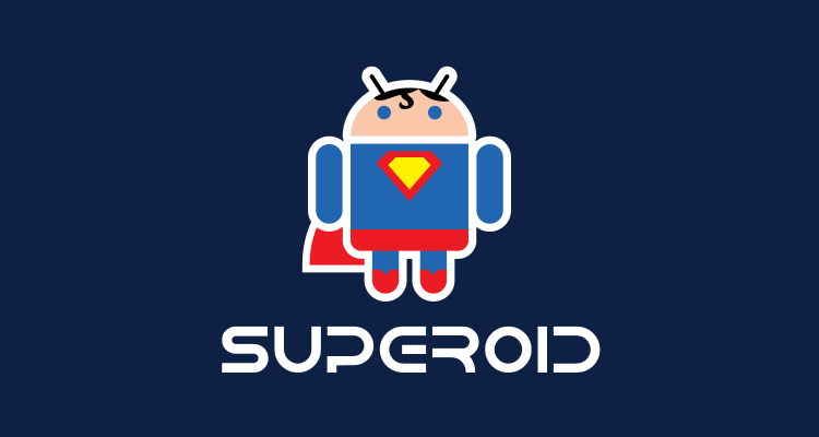android-logo-superman