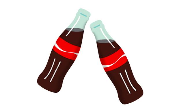 Coca-Cola lanza su propio emoji personalizado en Twitter #ShareACoke - La  Criatura Creativa