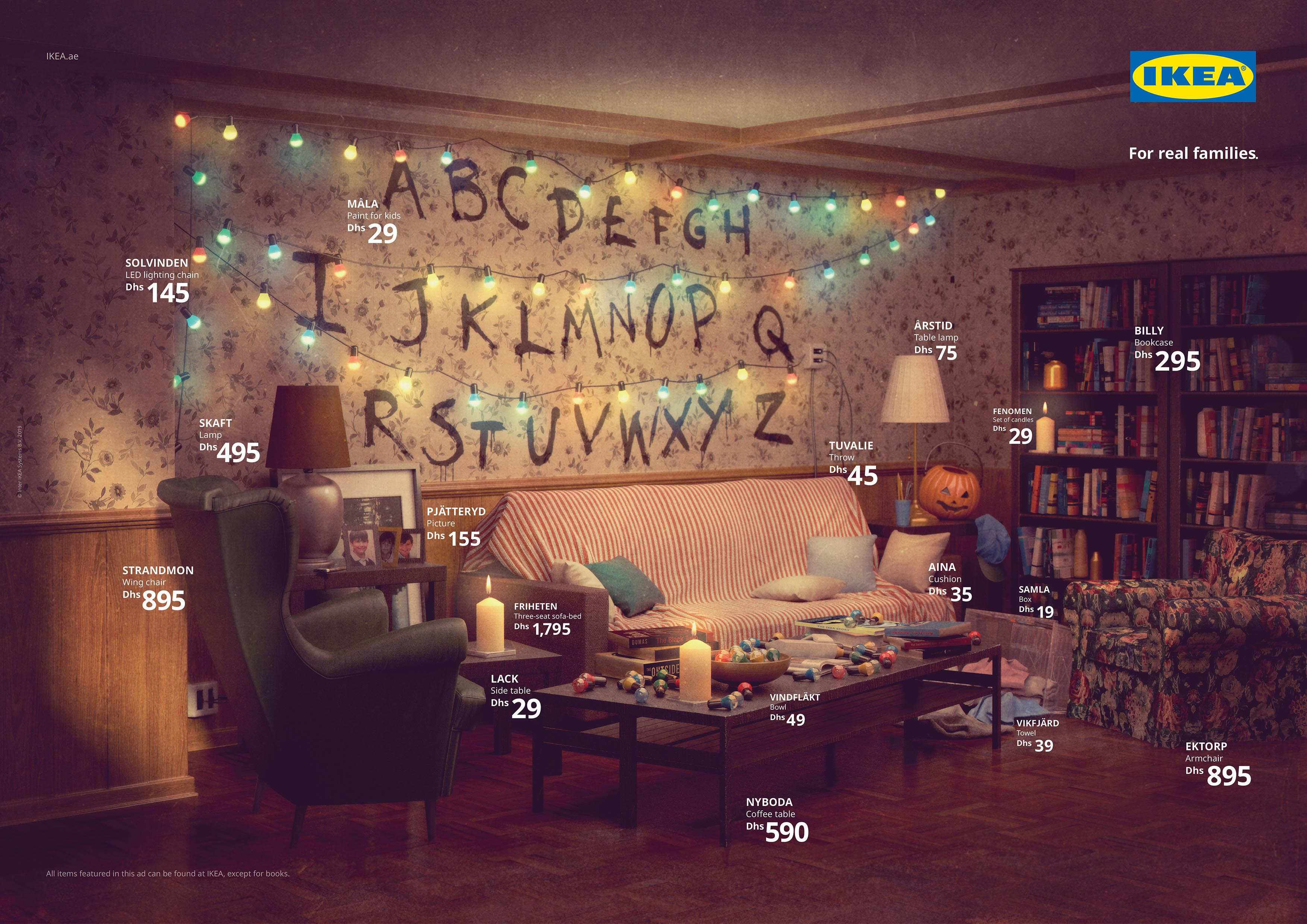 IKEA - Stranger Things - Publicis