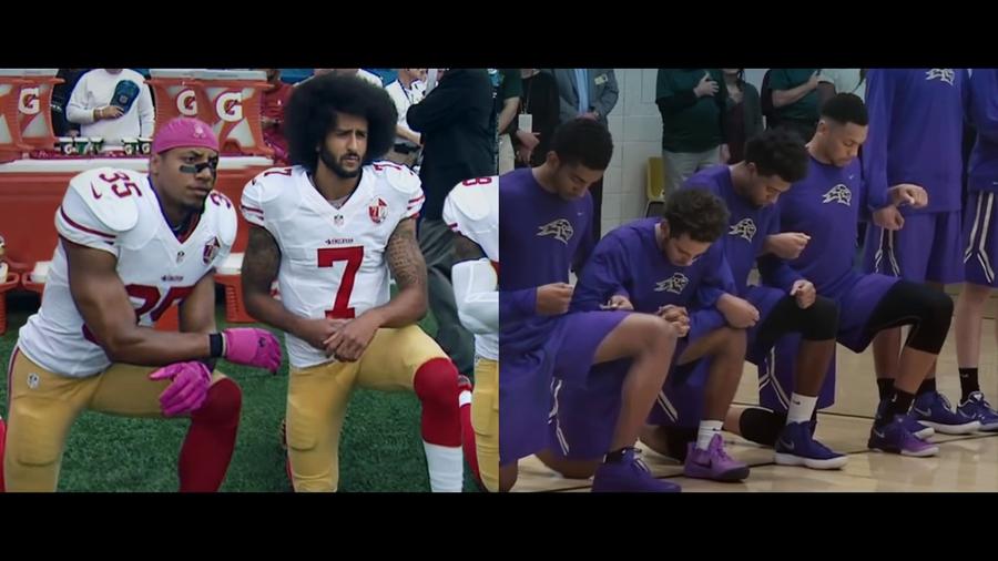 """""""Você não pode nos parar"""", o surpreendente ponto de tela dupla com o qual a Nike """"se destaca"""" contra o coronavírus 2"""