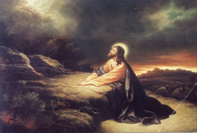 Iisus-se-roaga-in-gradina-Ghetsimani